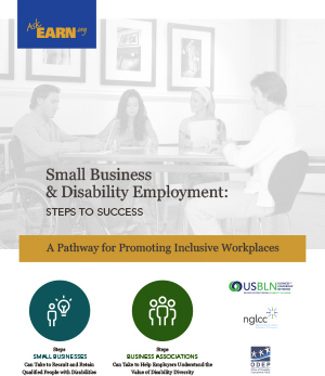 AskEARN.org Small Business & Disability Employment: Steps to Success